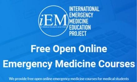 Free: iEM/Lecturio Emergency Medicine Core Content Course
