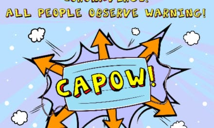 CAPOW: Call it out, without falling out!